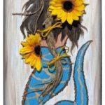 Mystical Mermaid (customizable hair!)